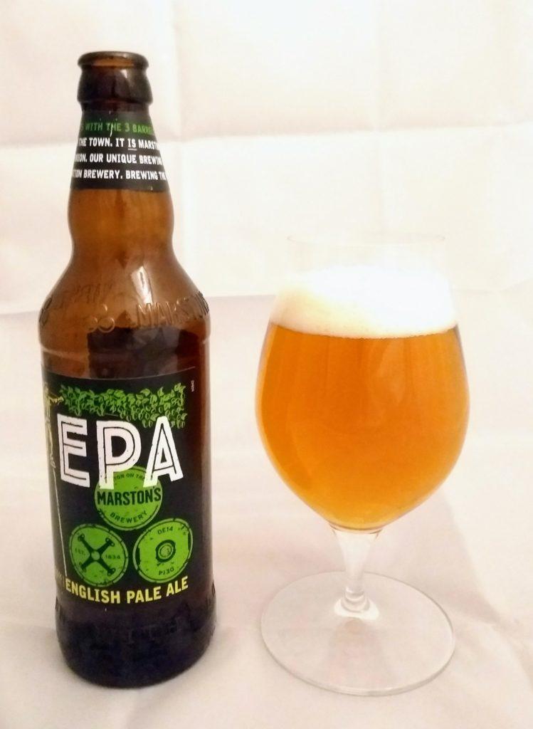 MArstons Brewery - EPA