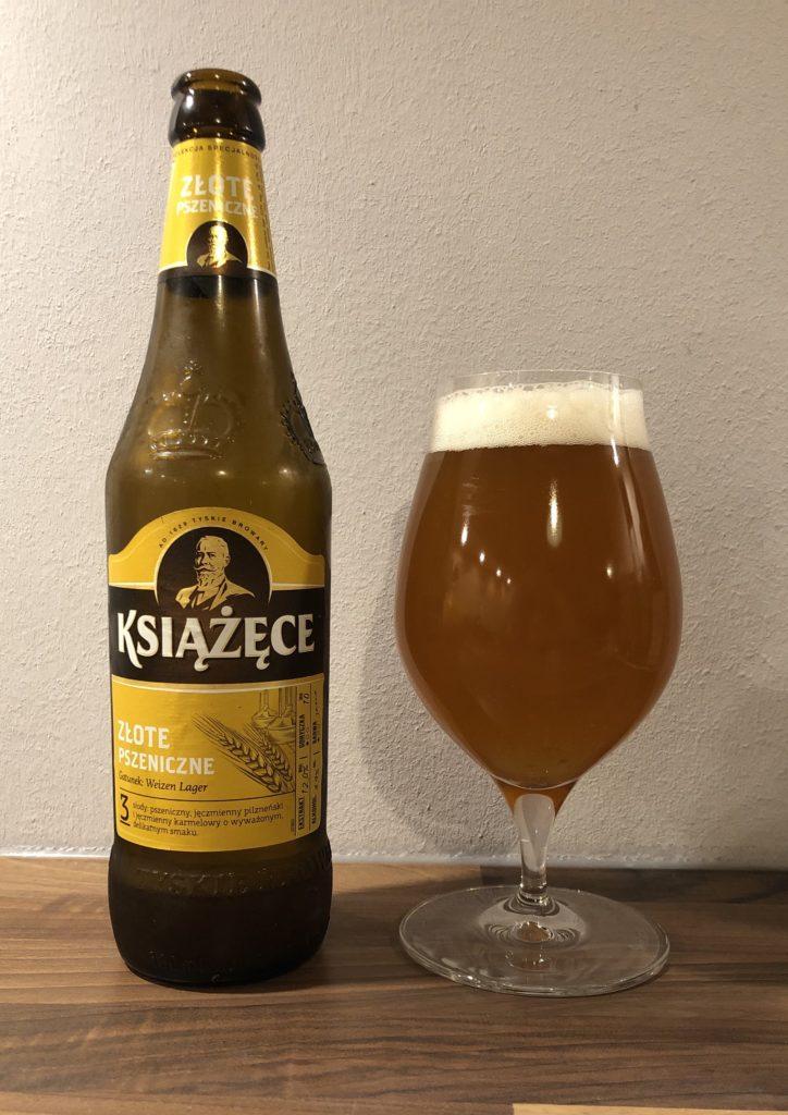 Ksiazece - Weizen Lager