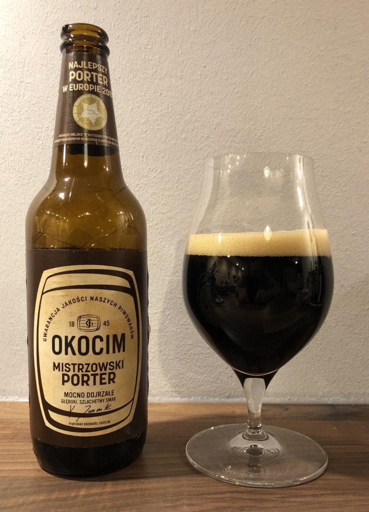 Okocim - Baltic Porter