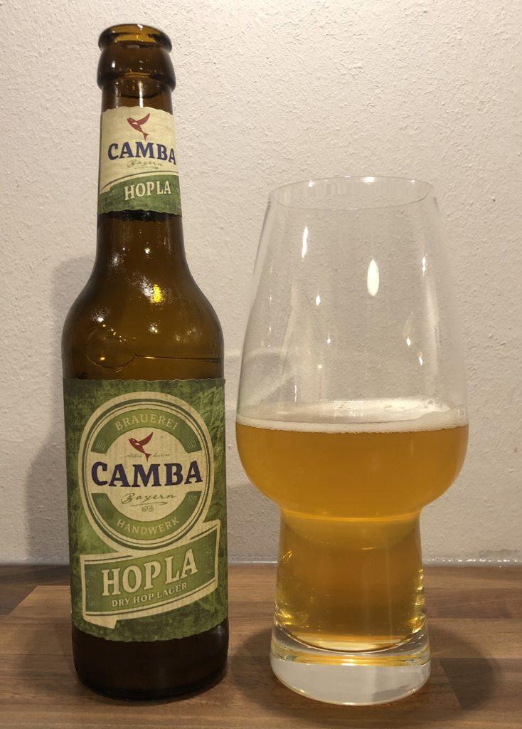 Camba - Hopla