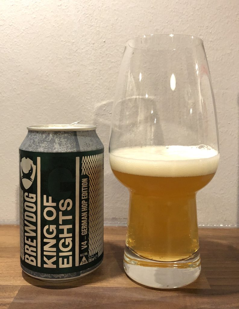 BrewDog - King of Eights