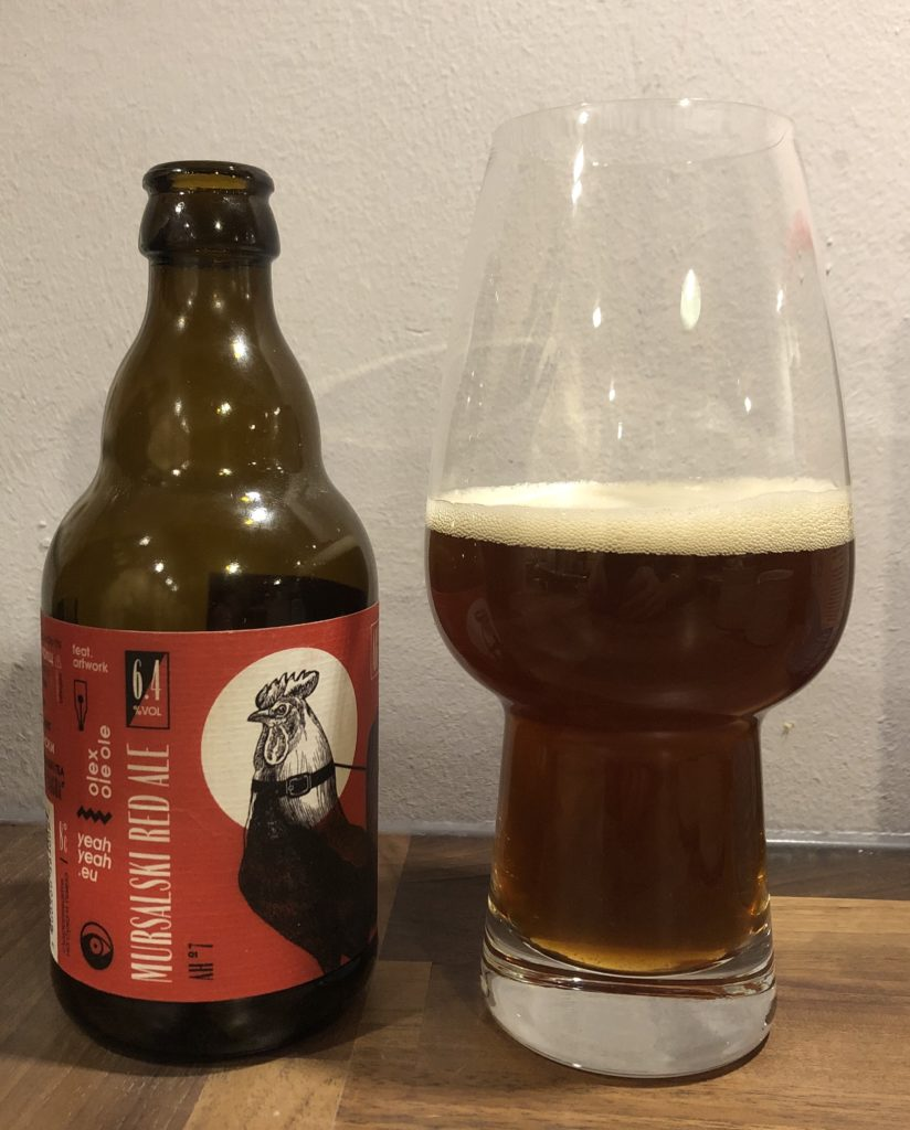 Mursalski Red Ale