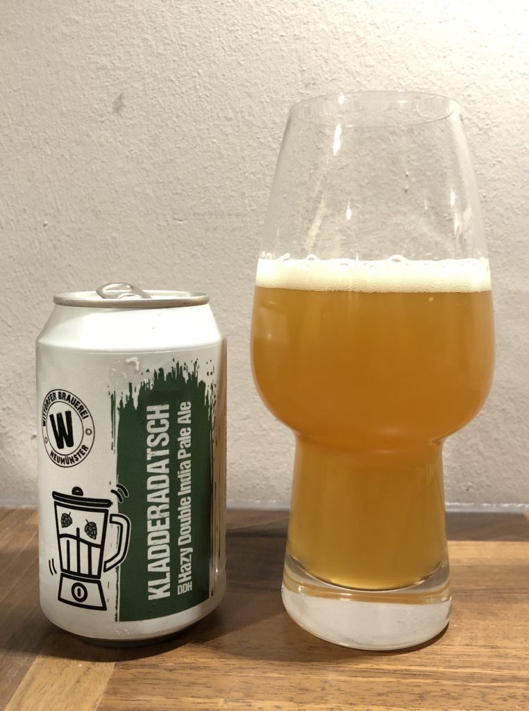 Witdorfer Brauerei Neumünster - Kladderadatsch