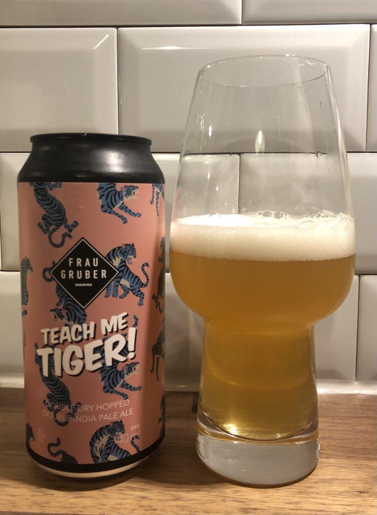 Frau Gruber - Teach me Tiger!